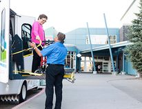 Mobility bus services in Strathcona County will soon cost less, as the county has announced the roll-out of an equitable fare system, effective July 1. Photo courtesy Strathcona County