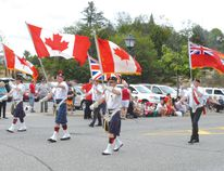 File photo The Uranium Heritage Days Festival always includes the parade with numerous entries including floats and walking groups.