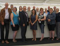 14 organizations received donations from the Morden Community Thrift Store on June 18. Over $500,000 went back into the community as part of the store's continued disbursements.