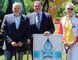 Work on the splash pad at Bellevue Park begins this week. Splash pad committee co-chairs Paul Christian and Susan Myers, along with Mayor Christian Provenzano, say the welcome addition will be well used by families and visitors in Sault Ste. Marie.