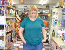 Debbie Hope, owner of Dixon Feed in West Lorne, was awarded Small Business of the Year by the Elgin Business Resource Centre. Hope took over the business from founder Dave Dixon in 2016, keeping the business owned and operated out of the small West Elgin town. (Louis Pin/Postmedia Network)