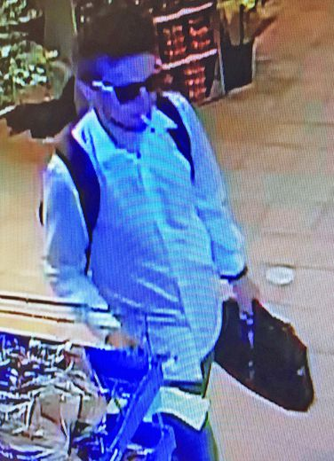 Kingston Police searching for credit card thief