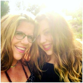 Kelly and Megan Spencer.