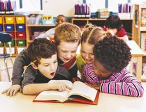 Students from Hanna and the surrounding area have the opportunity this year to keep up with their reading in a new supplimentary reading program that works in conjunction with the Summer Reading Program, led by PLRD teachers at the Hanna Library.