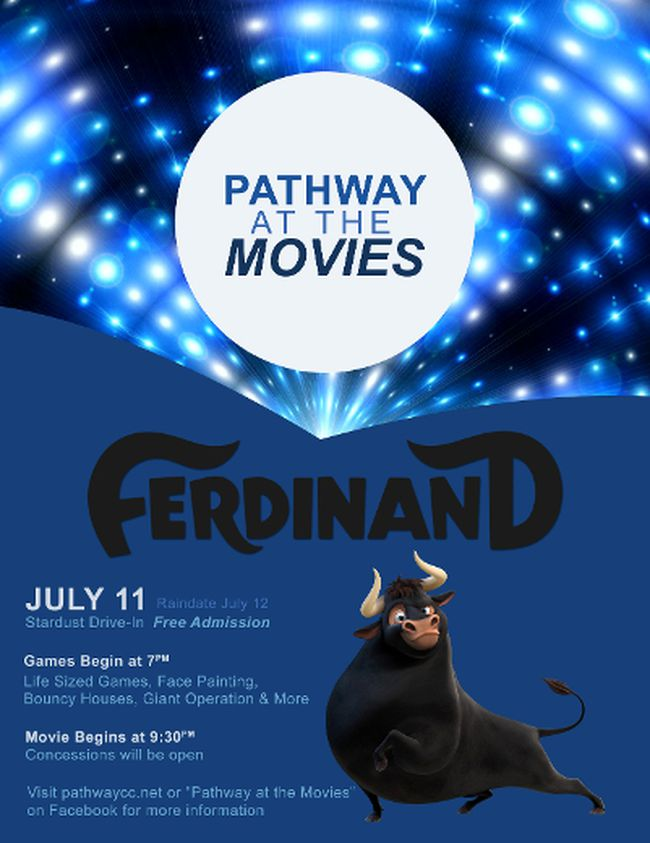 The seventh annual free event takes place at 7 p.m. on Wednesday, July 11 at the Stardust Drive in Morden.