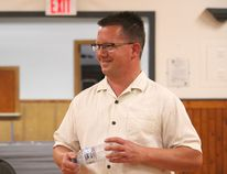 Gaining 71 votes during the July 9 Bruderheim byelection, Wayne Olechow was elected to town council.