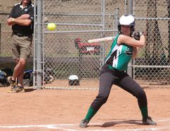 The Sherwood Park Storm U-19 girls softball team took part in one of three provincial championship tournaments at Centennial Park last weekend. Photo by Shane Jones/News Staff