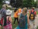 Portsmouth residents walk the district with city staff on Saturday morning July 14 2018 to provide input on community development. Nick Pearce/The Whig-Standard/Postmedia Network