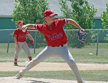 the U-11 Phillies in action over the weekend. (Supplied Photo)