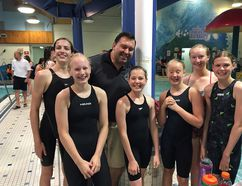 The Sherwood Park Silver Tide Swim Club is well represented at the upcoming Alberta Summer Games in Grande Prairie. Photo Supplied