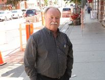 Gananoque businessman John White wants opioid dealers out of town. (WAYNE LOWRIE/The Recorder and Times)