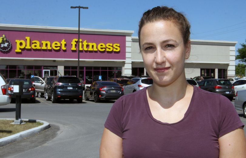 Woman calls fitness centre experience 'very embarrassing'