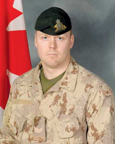 Cpl. Eric Labbe, Jan. 6, 2008:  Born in Rimouski, Que., Labbe had served alongside Massouh during a 2002 rotation in the former Yugoslavia. Labbe was killed when his armoured vehicle rolled over in wet, rugged terrain southwest of Kandahar. He was buried in his hometown at the age of 31. (Hand-out)