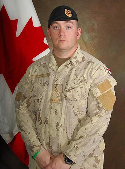 Sgt. James MacNeil, June 21, 2010: Killed by an improvised explosive device near the village of Nakhonay after he had dismounted from his armoured vehicle. (HO)