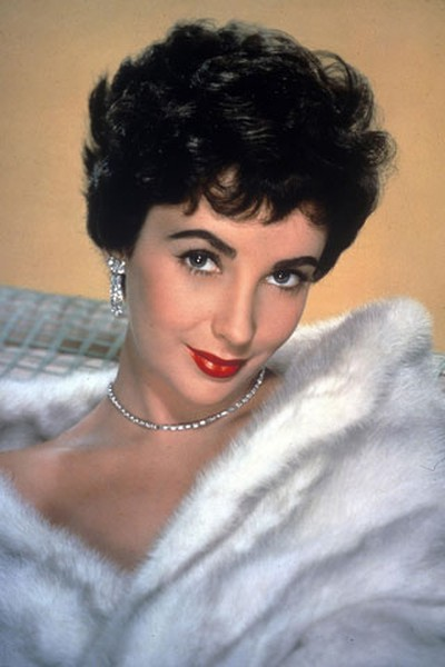 Actress Elizabeth Taylor is shown in this undated publicity photograph. WENN.COM