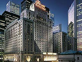 A view of the Fairmont Royal York in downtown Toronto. (Courtesy Fairmont Hotels & Resorts)