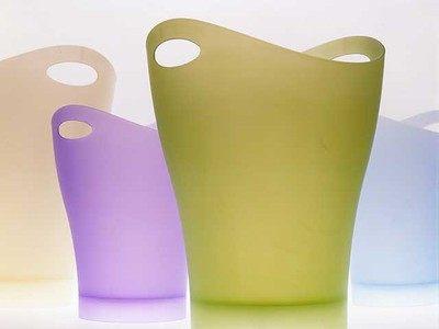 Karim Rashid designed a series of home products for Umbra. (Supplied)