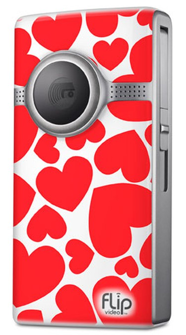 Flip for the Flip camera complete with hearts and kisses or custom design your own. Buy her the fabulous shoot-and-share Ultra HD Flip for $159.99; then check out the design gallery to create your own exterior at www.theflip.com. (Courtesy of Flip)