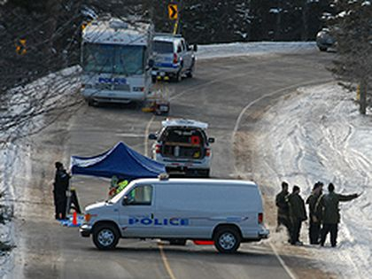 Police in Sault Ste. Marie, Ont. have charged a man in connection with discovery of a decapitated body on the side of the road last week. (QMI Agency)