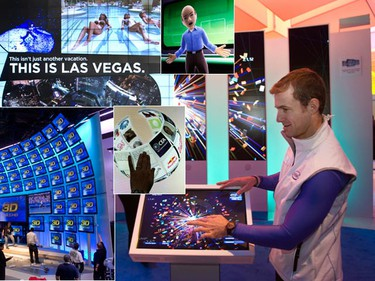 Every major gadget manufacturer showed off their latest creations at this year's Consumer Electronics Show (CES) in Las Vegas. Here are the half-dozen upcoming gizmos that have got me the most excited.