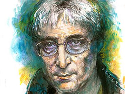 John Lennon if he had lived to be an old man (PAM DAVIES/QMI AGENCY ILLUSTRATION)