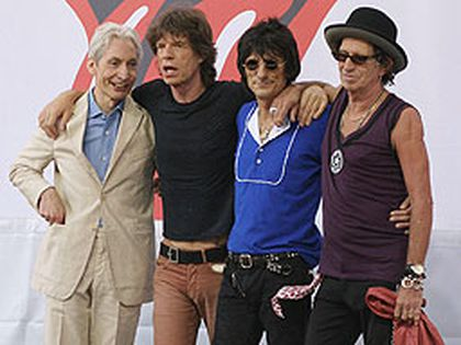 The Rolling Stones (WENN.COM file photo)