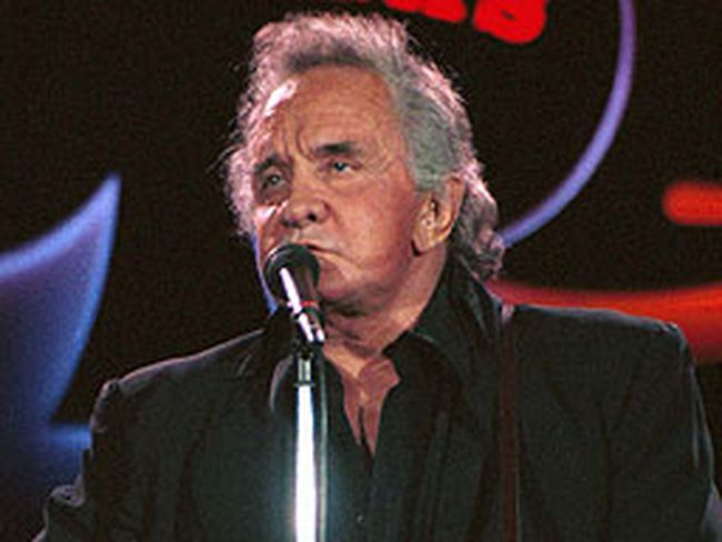 Johnny Cash (WENN.COM file photo)