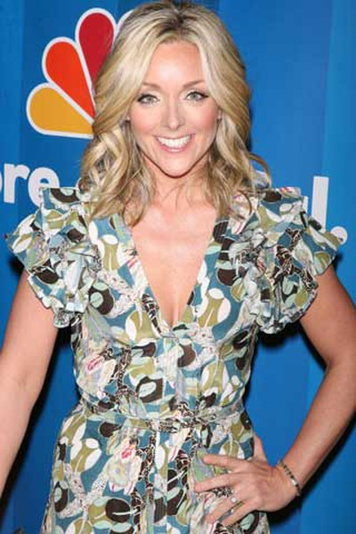 30 Rock star Jane Krakowski is pregnant with her first child. The former Ally McBeal regular is currently planning a wedding to the baby's father, British clothing designer Robert Godley, after the couple became engaged last year. (PNP/ WENN.com)