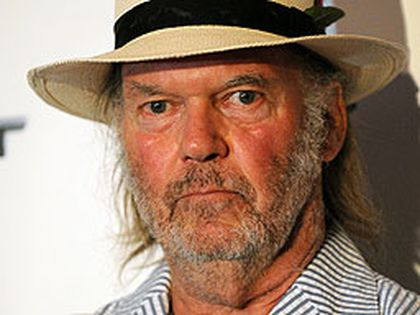 Neil Young (WENN.COM file photo)