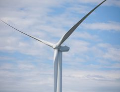 A wind turbine. (Postmedia Network file photo)