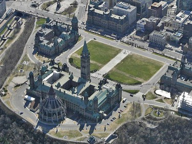 Sources say Parliament Hill was a target for an Ottawa-base terror cell with alleged ties to al-Qaida. (OTTAWA SUN file photo)