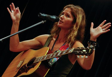 Jill Hennessy made a special appearance at Chapters Indigo - one of two shows in Toronto - on Monday, Aug. 16, 2010. Hennessy, best known for her starring roles in hit TV shows such as Law & Order and Crossing Jordan, is in town to promote the release of her debut album Ghost In My Head. She will perform a private, invite-only showcase Aug. 17 at the Rivoli on Queen St. W. (JACK BOLAND, Toronto Sun)