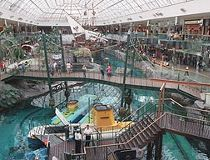 The interior of the West Edmonton Mall. (Brendon Dlouhy/QMI Agency)