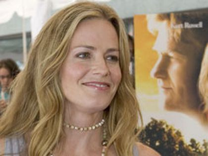 Elizabeth Shue stars in The House at the End of the Street, which starts filming in Ottawa on Monday. QMI Agency file photo