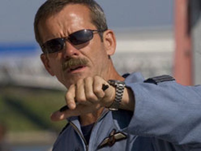 Chris Hadfield. (QMI File)