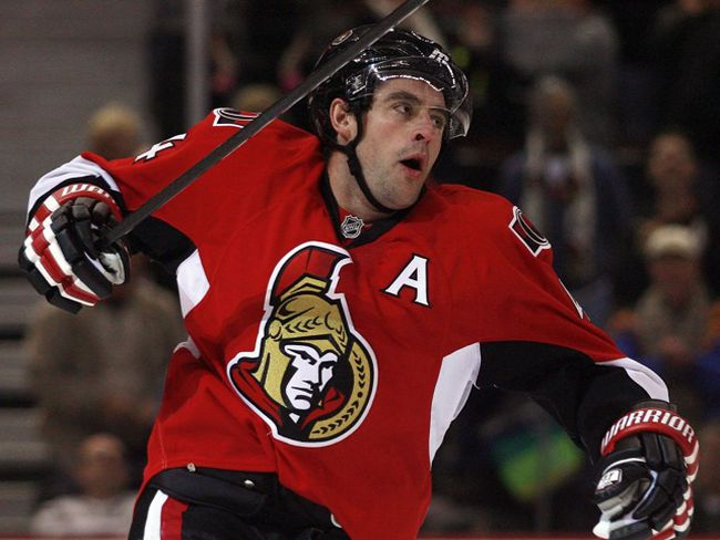 "Longtime Senator Chris Phillips is ""excited"" to be back in the playoffs. (DARREN BROWN/Ottawa Sun file photo)"