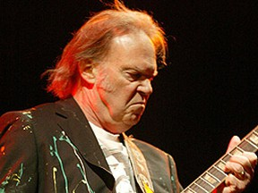 Neil Young. (File photo)