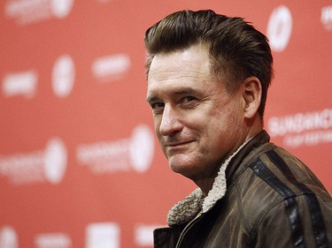"""Cast member Bill Pullman attends the premiere of """"The Killer Inside Me"""" during the 2010 Sundance Film Festival in Park City, Utah Jan. 24, 2010. REUTERS/Mario Anzuoni"""