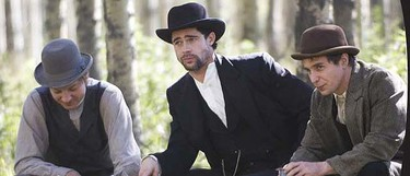 "4. ""The Assassination of Jesse James by the Coward Robert Ford"" (2007) Written and directed by Andrew Dominik, based on the book by Ron Hansen. Starring Brad Pitt, Mary-Louise Parker and Casey Affleck."