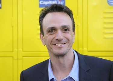 """Hank Azaria attends the """"Get Schooled"""" conference and premiere hosted by the Bill and Melinda Gates Foundation and Viacom in Los Angeles Sept. 8, 2009. REUTERS/Phil McCarten"""