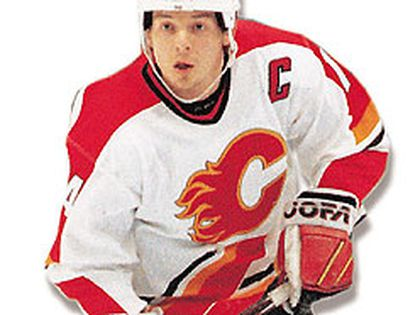 Rumour surfaces Theo Fleury could attend camp at Dome. (Sun Media file photo)