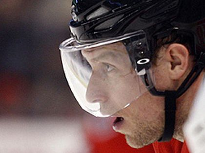 Winger Dany Heatley still hasn't gotten his wish to be moved out of Ottawa. (Sun Media file)