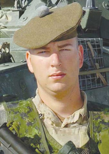 Cpl. Anthony Boneca, July 9, 2006: A 21-year-old reservist based in Thunder Bay, Ont., he was killed in a firefight with the Taliban. His parents were awoken by an army padre and a military commander at 3 a.m. to be told their only child was gone. They were expecting him home in 20 days.   (Hand-out)