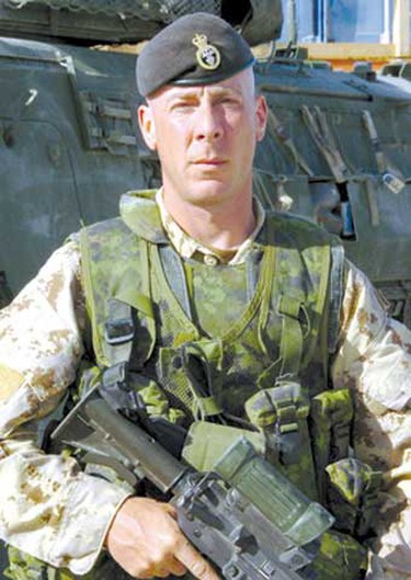 Cpl. Christopher Reid, Aug. 3, 2006: Killed by a roadside bomb, the 34-year-old Edmonton-based soldier was remembered by friends and family as a man who lived life to the fullest. His mom, Angela Reid, during his funeral service in Truro, N.S., spoke of her son's lack of pretension, and said he would not have liked anyone glorifying him. (Hand-out)