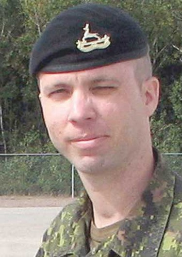 Master Cpl. Allan Stewart, April 11, 2007: Based in Petawawa, Ont., Stewart was killed at age 30 when his Coyote vehicle struck an improvised explosive device. Stewart had served three tours of duty abroad including Bosnia and Kabul. He left a wife and two daughters.   (Hand-out)