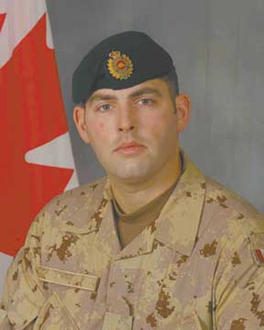 Sgt. Shawn Eades, Aug. 20, 2008: Born and raised in Hamilton, Eades was described as a doting father of his two daughters and a loving husband. He held a black belt in jujitsu and was a military history buff. He was on his fifth tour of duty having been deployed in Bosnia, Kosovo and Afghanistan. Killed at age 33 when his vehicle was hit by an improvised explosive device. (Hand-out)
