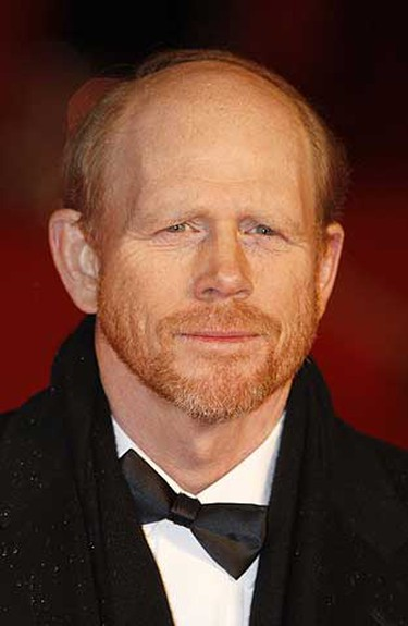 U.S. director Ron Howard arrives for the 2009 BAFTA (British Academy of Film and Television Arts) awards ceremony at the Royal Opera House in London Feb. 8, 2009. REUTERS/Stephen Hird