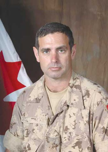 Chief Warrant Officer Bobby Girouard, Nov. 27, 2006:  Killed along with Cpl. Albert Storm when a suicide bomber attacked their vehicle, 46-year-old Bathurst, N.B., native Girouard was seen as a mentor and father-figure among the other soldiers. He once counselled young soldiers on how to best cope with the loss of friends and comrades.   (Hand-out)
