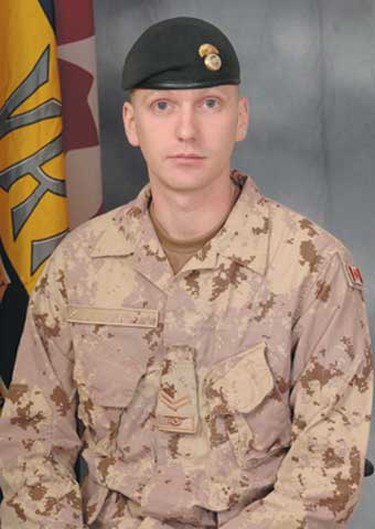 Cpl. Christopher Stannix, April 8, 2007: Killed at age 24 when his armoured vehicle hit a roadside bomb in the Maywand district. Stannix, of Dartmouth, N.S., said he joined the Forces after the Sept. 11 attacks and believed in his military duty. He was described by friends as leading his life with dignity and honour. (Hand-out)