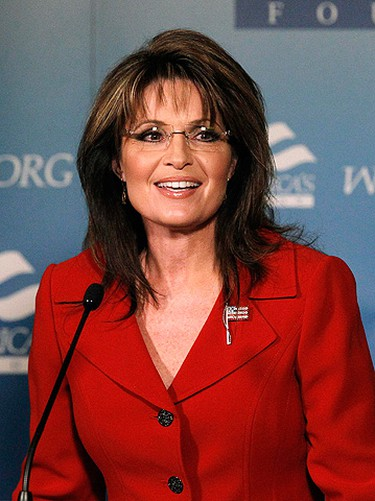 While Barack Obama couldn't score a royal invite, it looks like Sarah Palin might have an in. Alaska's former governor, may be related to the groom's mother, Diana, Princess of Wales. According to research by Ancestry.com, the conservative political superstar is 10th cousins with Diana. (REUTERS/Mario Anzuoni)
